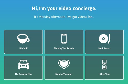 5by Wants To Be Your Web Video Concierge, And It's Taking Aim At Phones And TVs, Too
