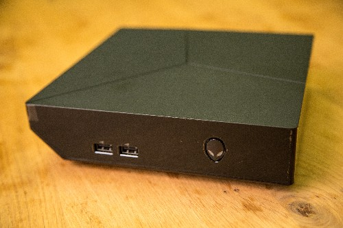 Alienware Alpha Review: A Gaming PC In A Tiny Package