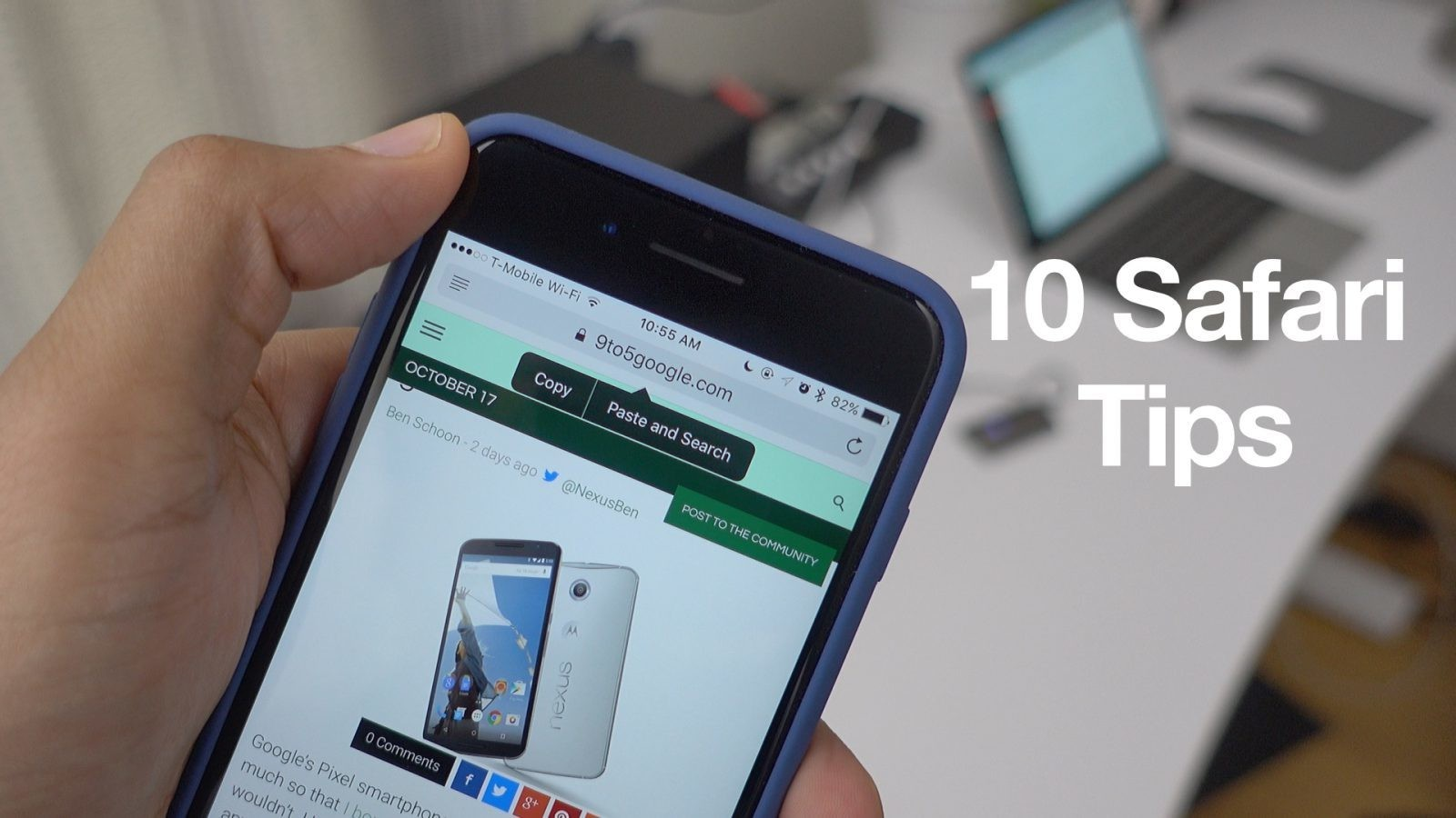 10 handy Safari tips that every iOS user should know