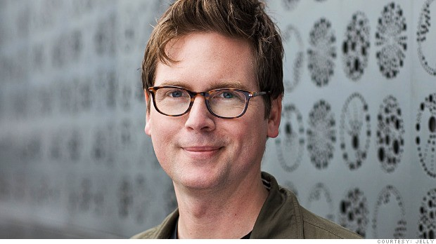Twitter Co-Founder Biz Stone Explains The Surprising Goal Of His New Company, Jelly