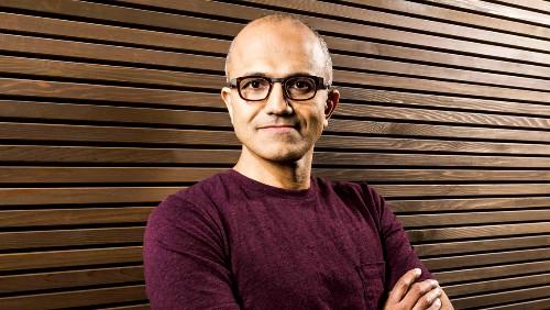 Microsoft CEO Satya Nadella Says We've Entered The Post-Post-PC Era