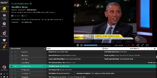 Pluto TV, An Online Video Service Targeting Cord Cutters, Will Stream Hulu