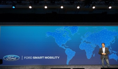 Ford Has Big Plans For Autonomous Cars And The Future Of Driving