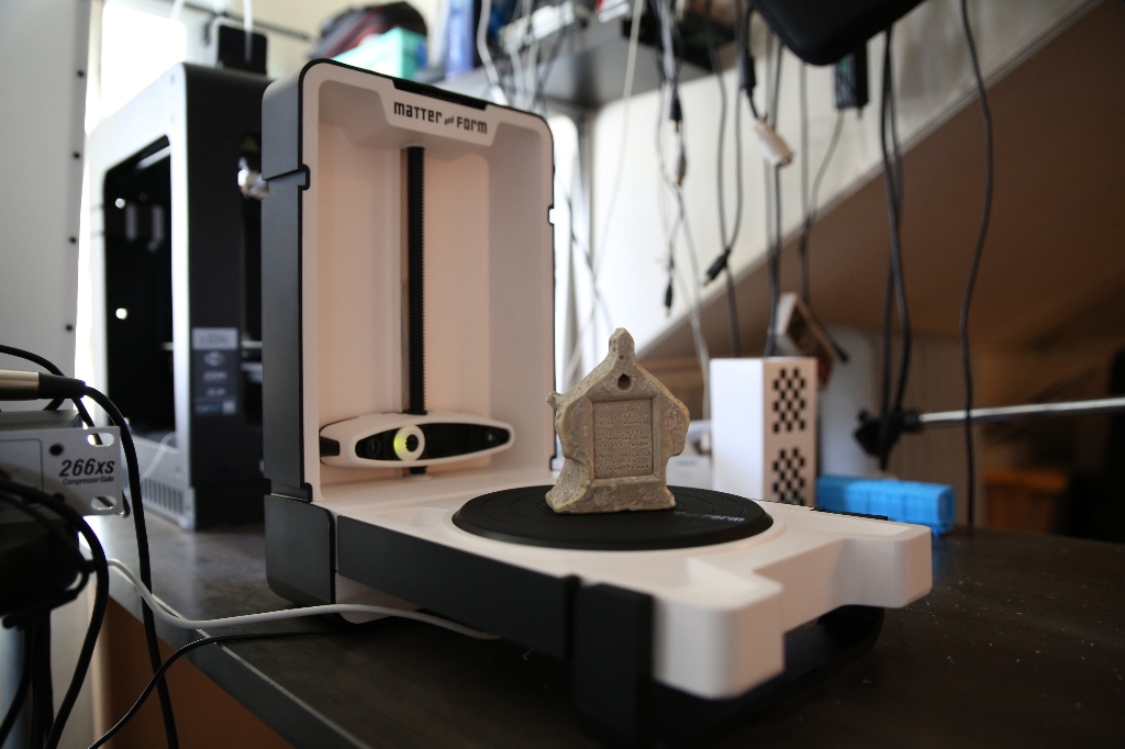 3d Scanning/Printing - cover