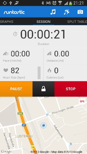 Runtastic Gets Updated For Android 4.3, Brings Holo Visual Redesign And Bluetooth Smart Support
