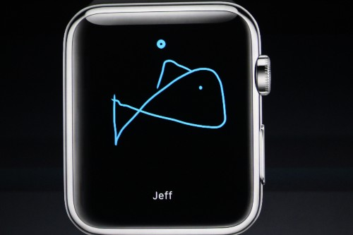 Meet The Apple Watch