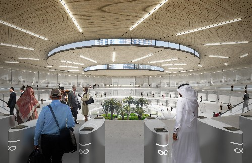 Hyperloop One will build the first Hyperloop system to go from Dubai to Abu Dhabi in twelve minutes
