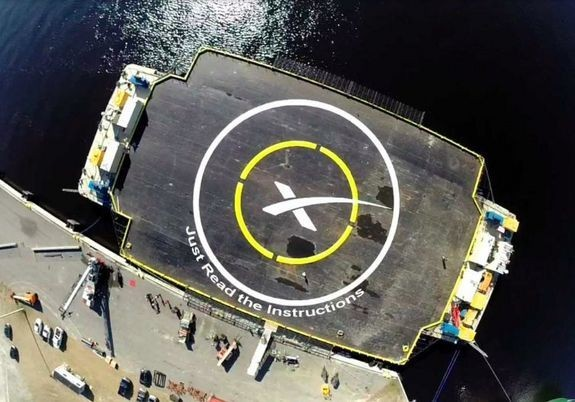 SpaceX Prepares For Another Rocket Landing On West Coast
