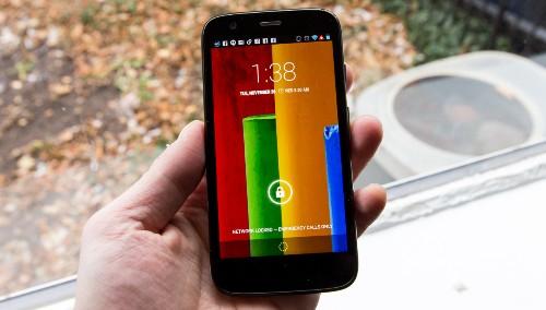 Motorolaから新登場のMoto Gレビュー:抜群のコストパフォマンス、驚異的な待ち受け時間