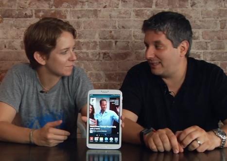 Fly Or Die: Samsung Galaxy Tab 3 8.0