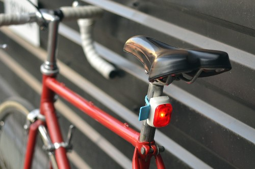 Velodroom Does What Every Bike Light Should – Responds To Your Ride And Turns On And Off Automatically