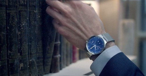 The Huawei Watch Brings Serious Style To Android Wear