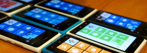 Sony Rumored To Be Considering A Windows Phone Handset In 2014