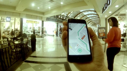 Inside Is A New Indoor-Location Platform That Uses Your Phone's Camera To Figure Where In The Mall You Are