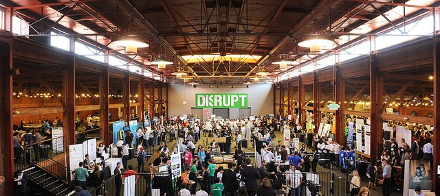Last Chance To Register For Disrupt SF Startup Alley
