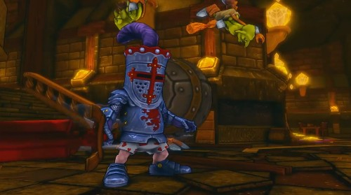 Mozilla's Asm.js Technology Makes Its Commercial Debut With Dungeon Defenders For The Web