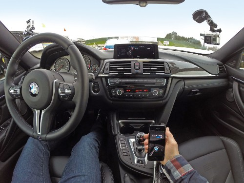A BMW Can Now Control A GoPro Camera Because Why Not