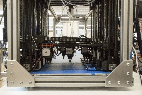 Autodesk looks to future of 3D printing with Project Escher