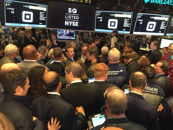 Square Opens At $11.20, Up 24% On Its IPO Price Of $9, Raising $243M