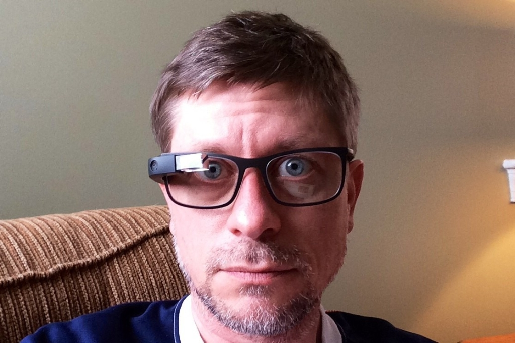 Has Google figured out the future of Google Glass?