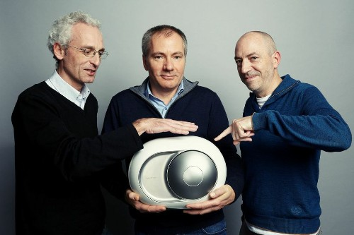 "Devialet's Hi-Tech ""Phantom"" Implosion Stereo Sounds Better Than Speakers 20X Its Size"