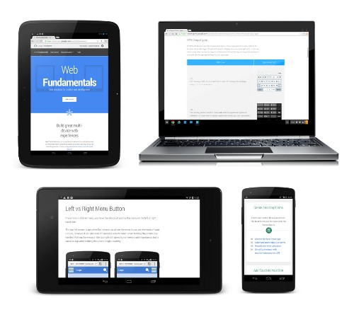 Google's New Web Starter Kit Is A Boilerplate For Multi-Screen Web Development