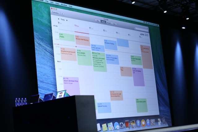 Skeuomorphism Is The Red-Headed Step Child At This Year's WWDC