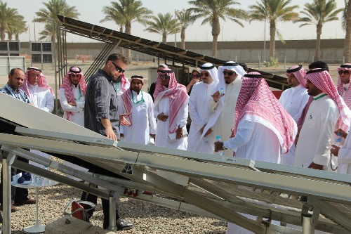 Saudi Arabian Startup NOMADD Looks To Clean Up Solar Energy Production
