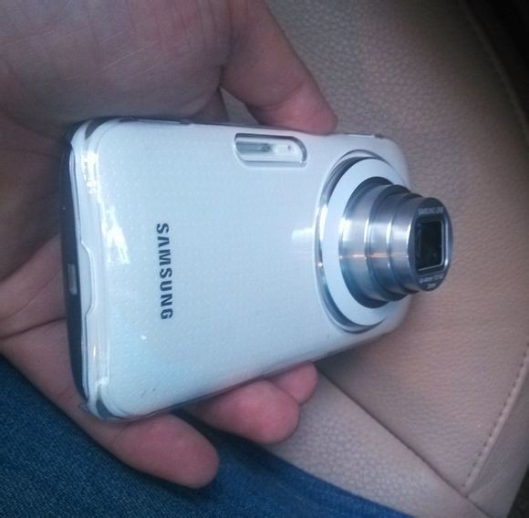 The Next Samsung Galaxy Cameraphone Leaks