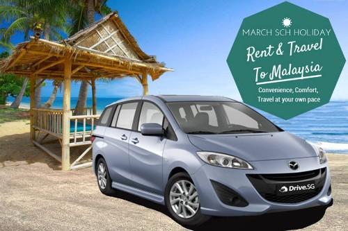 Car Rental Startup Drive.SG Lands $790,000 For Asia Expansion