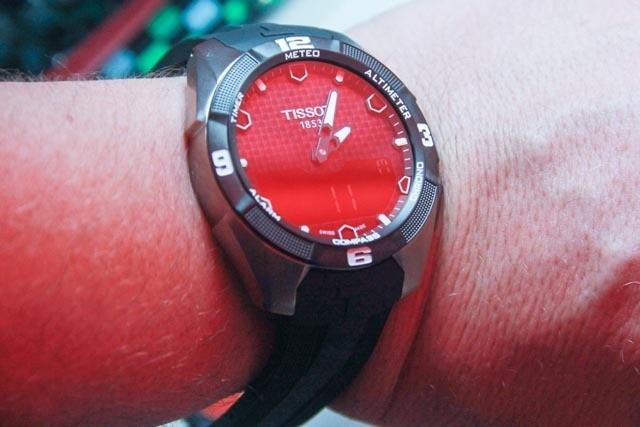 Up Close With The Tissot T-Touch Solar Expert, The Perennial Hiking Watch For Geeks