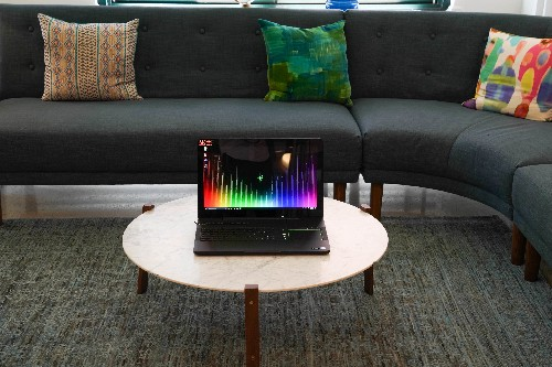 Razer's Blade Pro THX Edition is an epic mobile production powerhouse with noisy fans