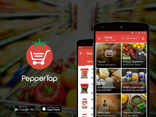 PepperTap Lands $36M To Expand Its Grocery Delivery Service To 75 Cities In India