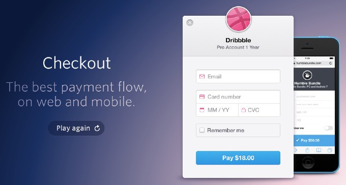 Stripe Debuts A New Checkout Experience With One-Click Payments For Mobile And Web