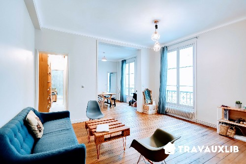 Travauxlib takes care of your home renovation for you