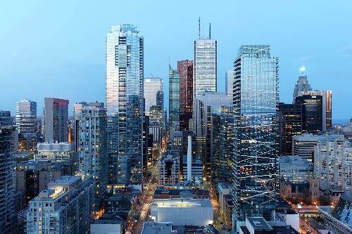 Toronto is poised to become the next great producer of tech startups