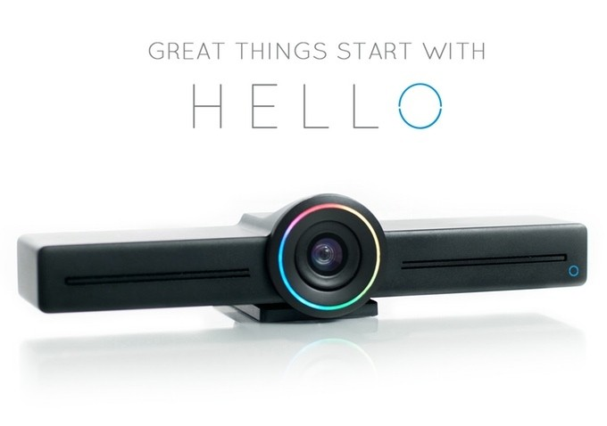 Blowing up on Kickstarter, Hello brings video conferencing and security to any TV