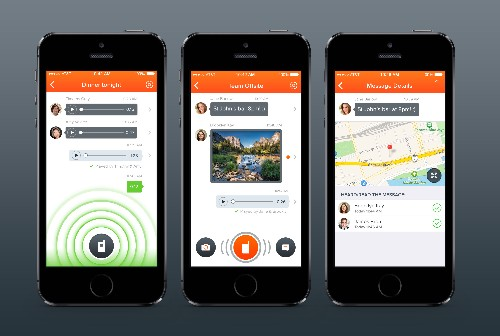 Voxer's Push-To-Talk Messenger Debuts A Redesigned, Speedier Version 3.0
