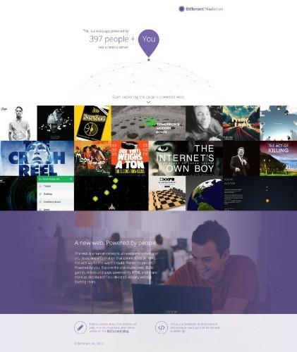 BitTorrentの分散WebブラウザMaelstromはピアツーピアでWebの諸問題を解決へ