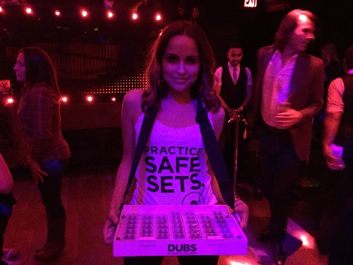 DUBS Bring Down The Noise In Night Clubs