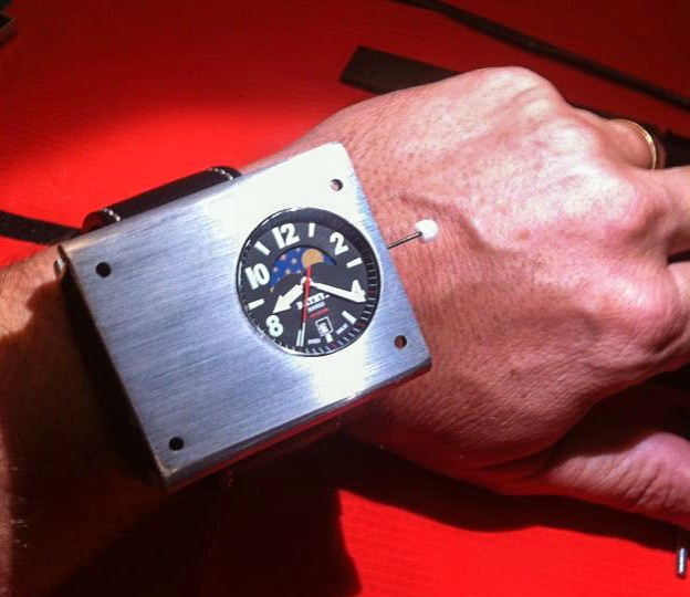 Watch Startup Bathys Creates An Atomic Clock For Your Wrist