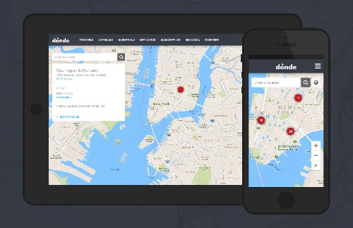 Dónde Raises A Million For A Smarter Mobile Store Locator That Tells You Where Products Are Located