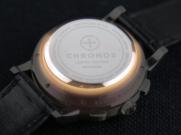 Chronos Is A Little Disk That Ensmartens Your Dumb Watch