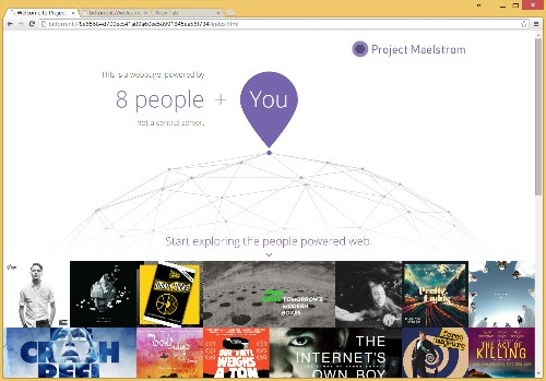 BitTorrent Opens Beta For Maelstrom, Its New Take On A Distributed Web Browser