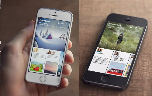 Paper Now Available For iOS In The US, And It Could Be A Facebook Replacement