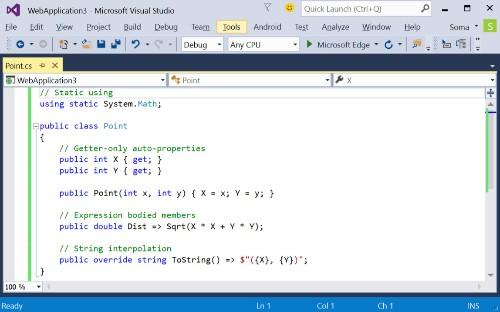 Microsoft Launches Visual Studio 2015