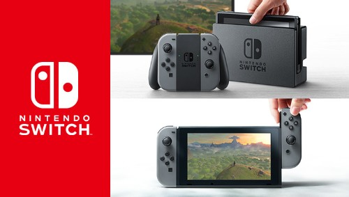 Nintendo Switch is the spiritual successor to the Nvidia SHIELD