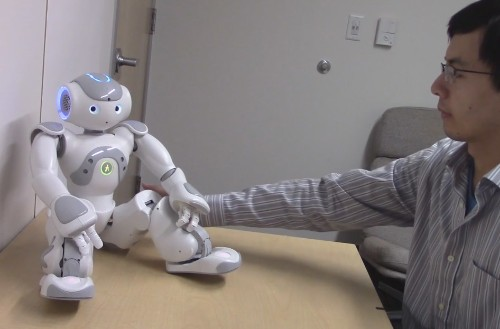 People feel weird about touching robot butts, researchers find