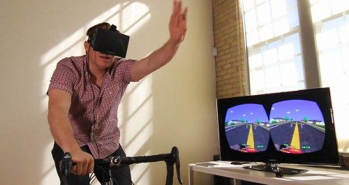 Old Enough To Remember Paperboy For NES? Now You Can Live It With Oculus Rift