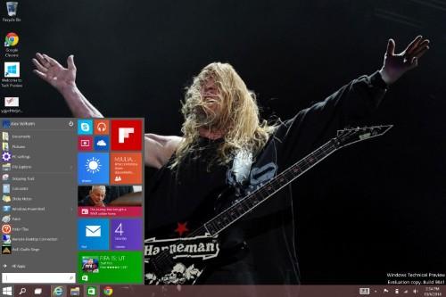 For Windows 10, A Feedback Test